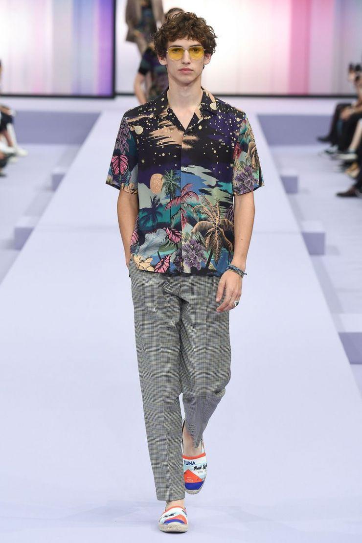 nuovo stile 08185 fce49 CAMICIE UOMO SS2018: Lo Smart Casual e l'Elegant Look sono i ...
